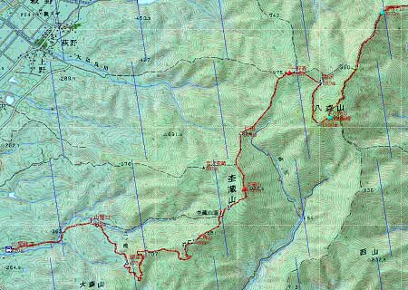 20130920神室連峰地図3