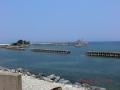 益田市ふるさとの海