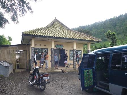 2Kopeng 登山口(ベースキャンプ)