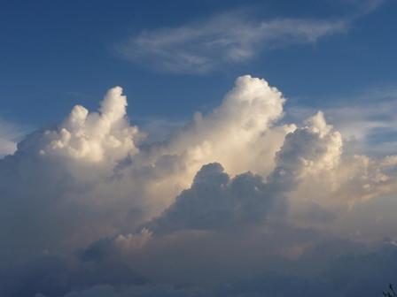 16 入道雲