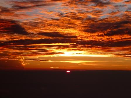 18 素晴らしい日の出