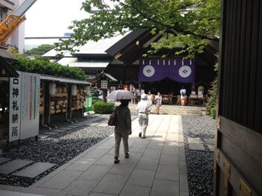 東京大神宮④