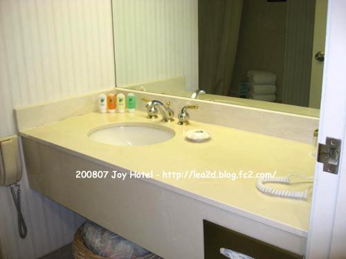 2008年7月 Joy Hotel(ジョイホテル) - Junior Suite(ジュニアスイート)