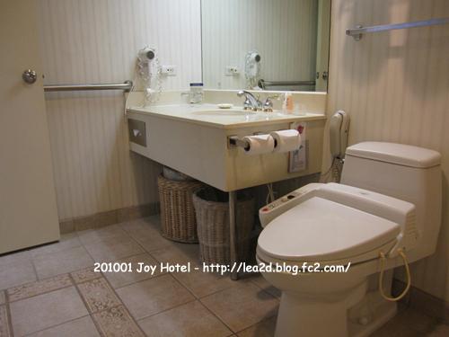 2010年1月 Joy Hotel(ジョイホテル) - Junior Suite(ジュニアスイート)