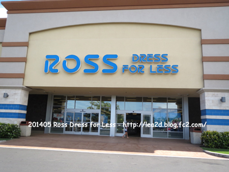 ROSS DRESS OR RESS(ロスドレス)