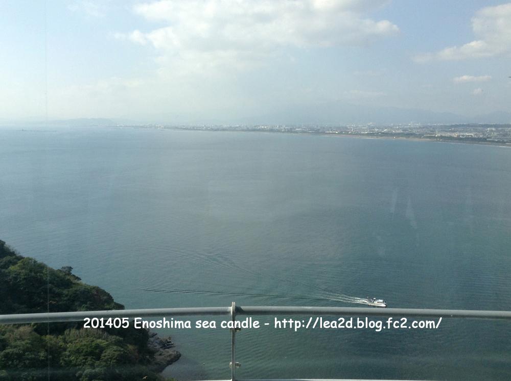 2014年10月 江の島シーキャンドル(展望灯台)- Enoshima sea candle