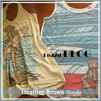 ハワイで買う。Heather Brown(ヘザーブラウン)グッズ(Tシャツ、ボードショーツ、リップ、ボトルetc)ブログ