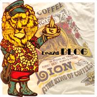 ライオンコーヒーのグッズ&Tシャツ etc