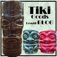 ハワイで買ったTIKI(ティキ)Goods(グッズ)雑貨のブログ