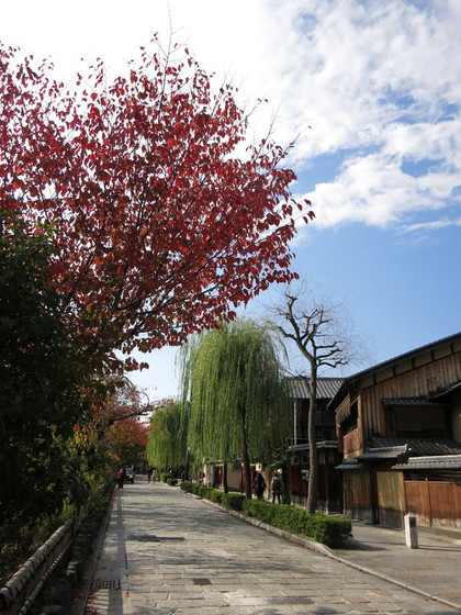 祇園白川を散策2