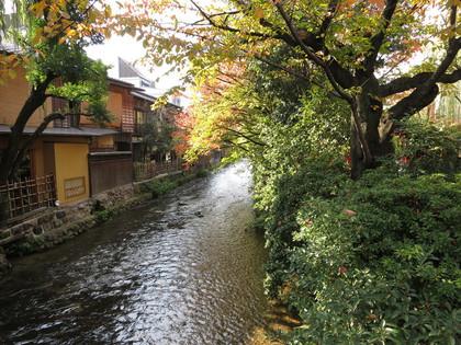 祇園白川を散策1