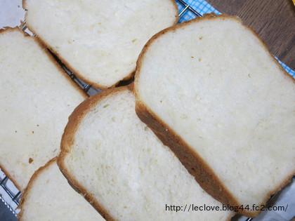 HBで食パン第25弾!