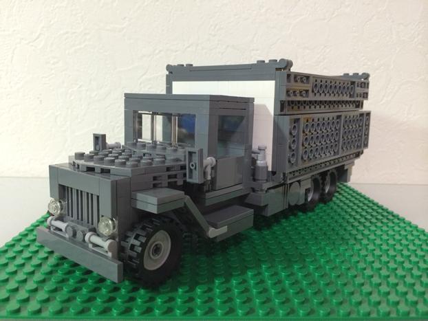 Kfz.51/1 野外支援車1