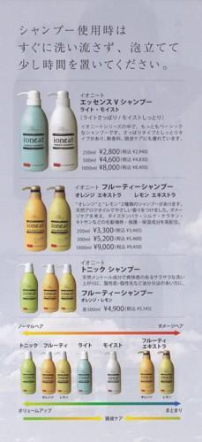 ion shampoo