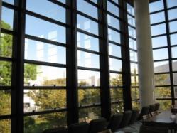 熊本県立大学 図書館 閲覧室
