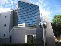 熊本県立大学 図書館 外観