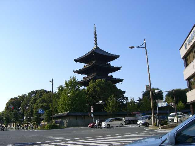 20131101_東寺 五重塔