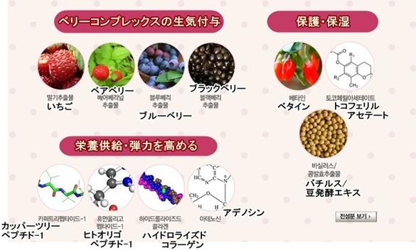 【シャラシャラ】ベリーファーミングアンプル 成分-horz