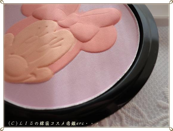 【ETUDE HOUSE】XOXO Minnieブラッシャー・ハイライター
