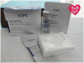 【IOPE】バイオエッセンス インテンシブコンディショニング