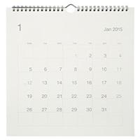 MUJI カレンダー