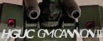 HGUC ジムキャノンⅡ