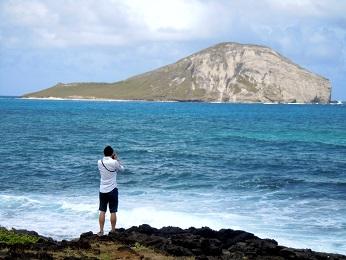 Makapuu Heiau Healing Pool_Manana Rabit Island