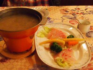 13日夕食4