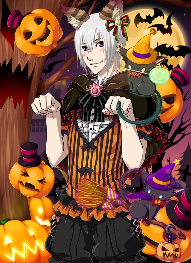 巴衛とおばけかぼちゃ