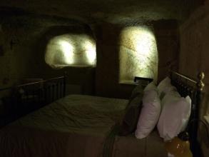カッパドキアDere Suites寝室