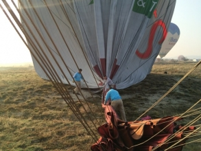 【旅行記】 トルコカッパドキアバルーンツアー(気球ツアー)でワクワク、ハラハラ!