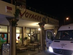 トルコ カッパドキア バルーンツアー(気球ツアー) VOYAGER