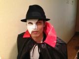 息子オペラ座の怪人