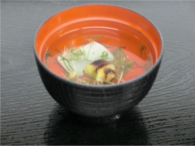 レトルトすっぽんスープ