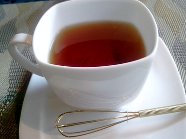 紅茶でまったり♪