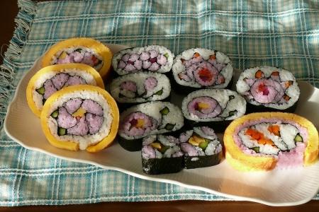 房総の飾り寿司