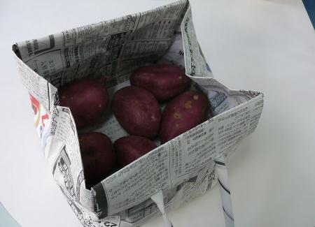 ばぁ~ はサツマイモ