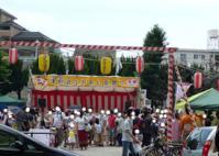 津田沼フリマ 祭り会場
