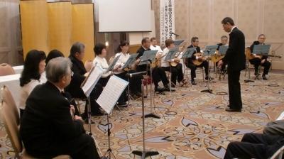 R大学校友会(ホテル日航奈良)