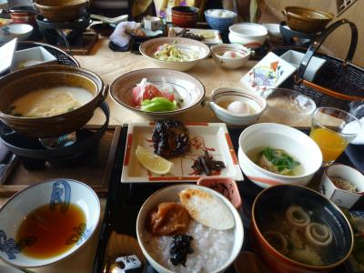 松島・風海土の朝食