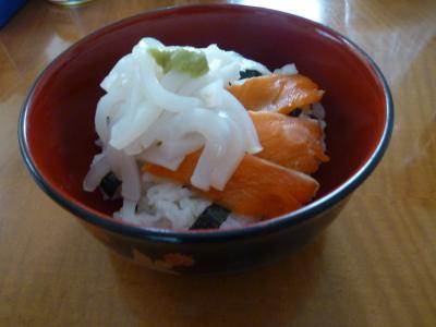 松島お土産・海鮮いか丼