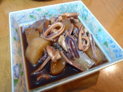 松島お土産・いか大根煮つけ
