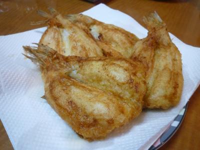 松島お土産・カレイの天ぷら