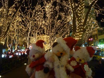 クリスマス*ライトアップ