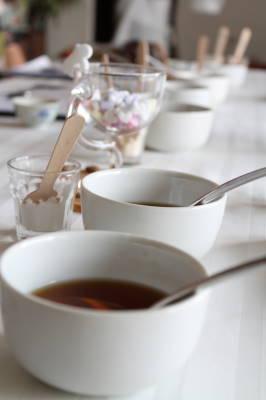 紅茶と砂糖1