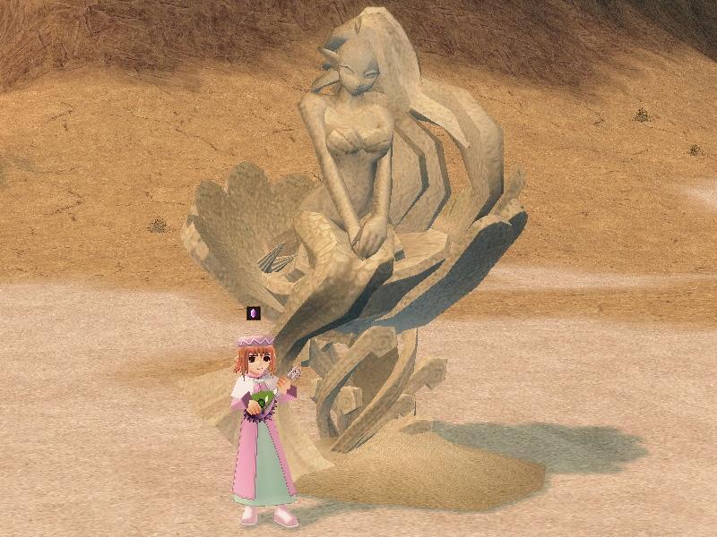 砂の人形1