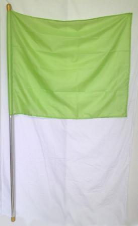 ガードポール旗