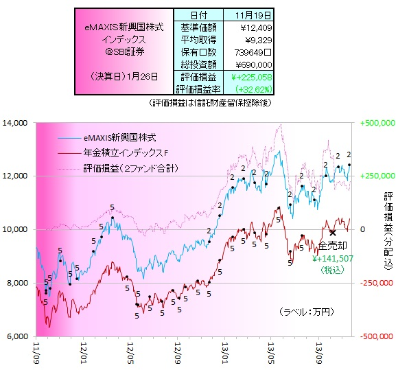 新興国株式131101
