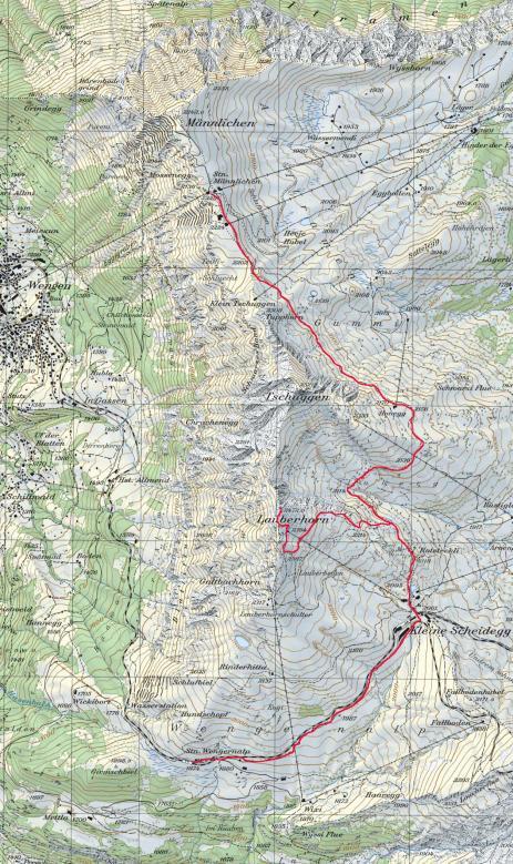 GPSトラック Manlichen
