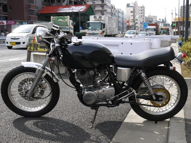 SR400CAFE中古